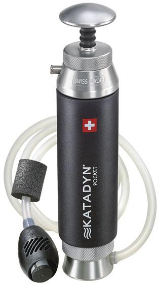 Katadyn Combi Carbon Cartridge AC Water Purifier