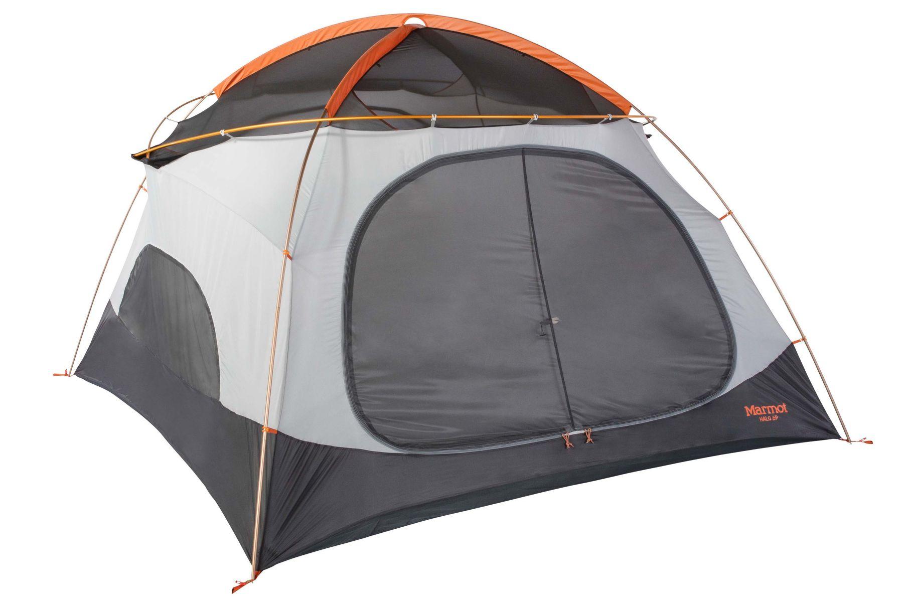 sc 1 st  C&Saver.com & Marmot Halo 6P Tent 29980-9963-ONE with Free Su0026H u2014 CampSaver