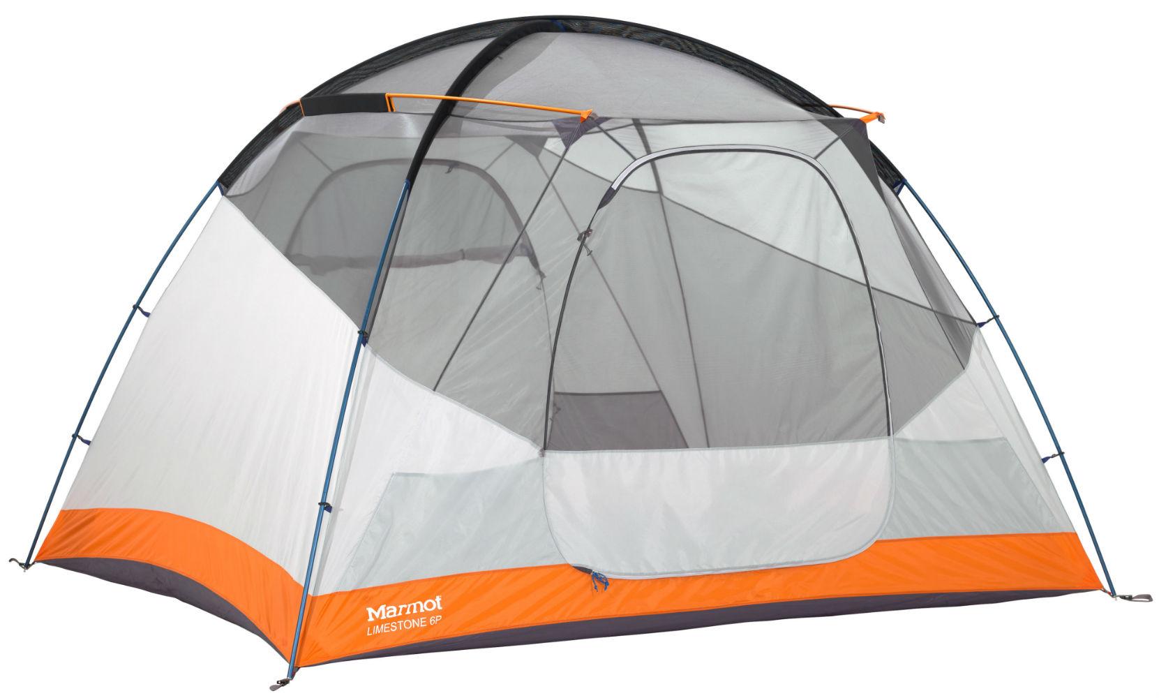 sc 1 st  C&Saver.com & Marmot Limestone 6 Tent - 6 Person 3 Season with Free Su0026H u2014 CampSaver