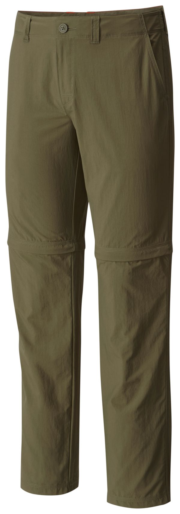 1cca02ddcb Mountain Hardwear Castil Convertible Pant - Mens, Up to 58% Off — CampSaver