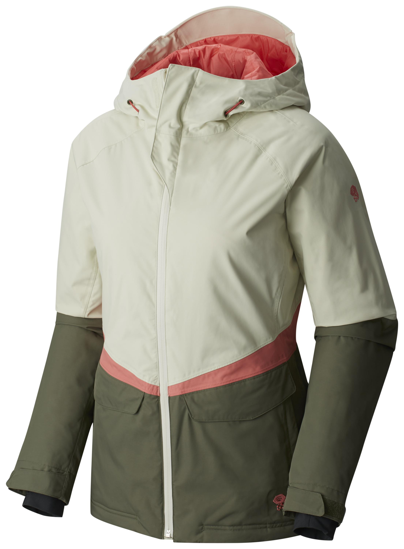 Mountain Hardwear Returnia Jacket - Womens 1616791022-M 958e9e8a7