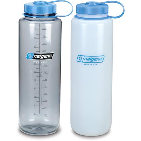 Nalgene HDPE Wide Mouth Water Bottle 48 oz