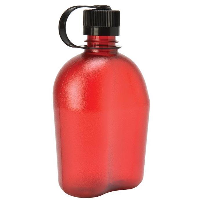 New Red, 1-Quart Nalgene Easy Sipper