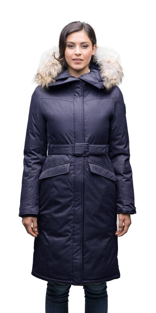 5531ef4ad Nobis Morgan long Coat - Womens & Free 2 Day Shipping — CampSaver