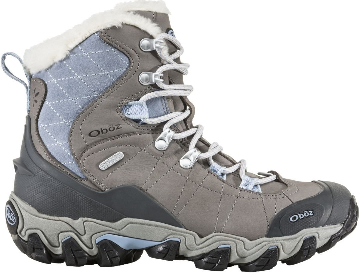 909c7b22379 Oboz Bridger 7 Insulated BDry Hiking Boot - Women's