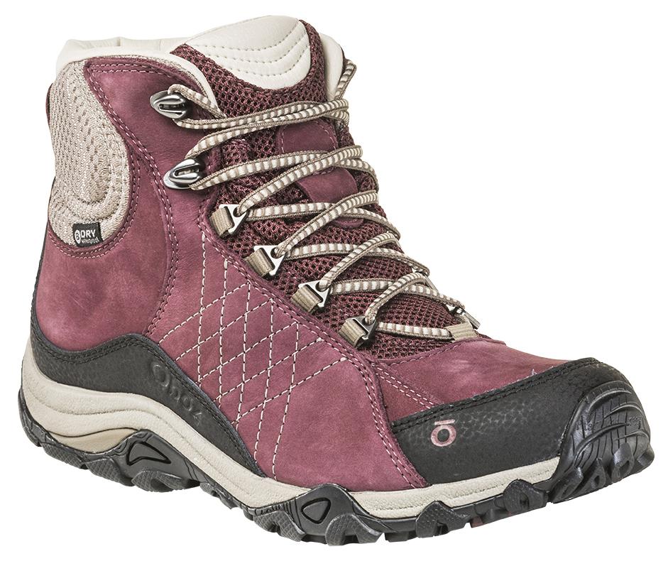 4d356205cca Oboz Sapphire Mid B-DRY Casual Shoe - Womens