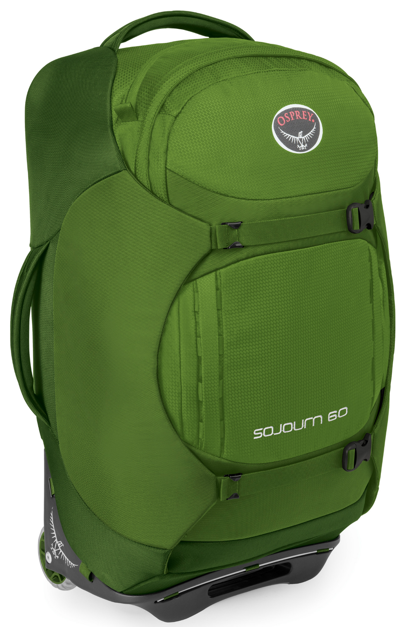 Osprey Sojourn 25 60 L Wheeled Convertible Pack — CampSaver e1a2894190