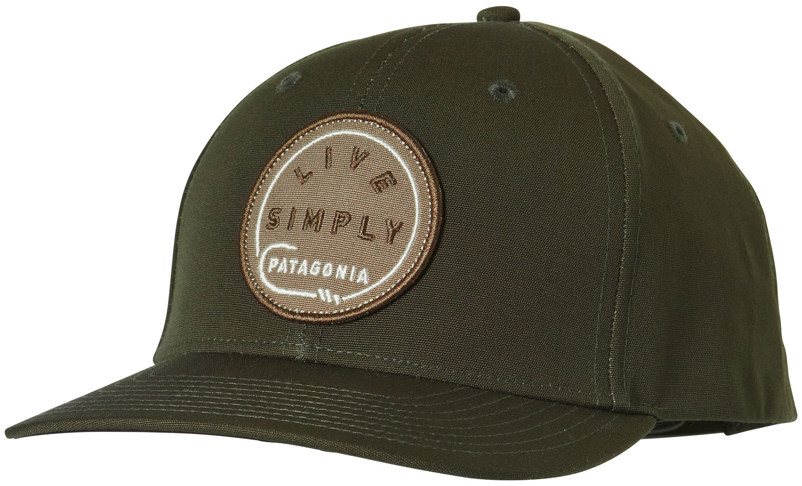 Patagonia Live Simply Hook Roger That Hat - Men s — CampSaver 1b45dcf0372b