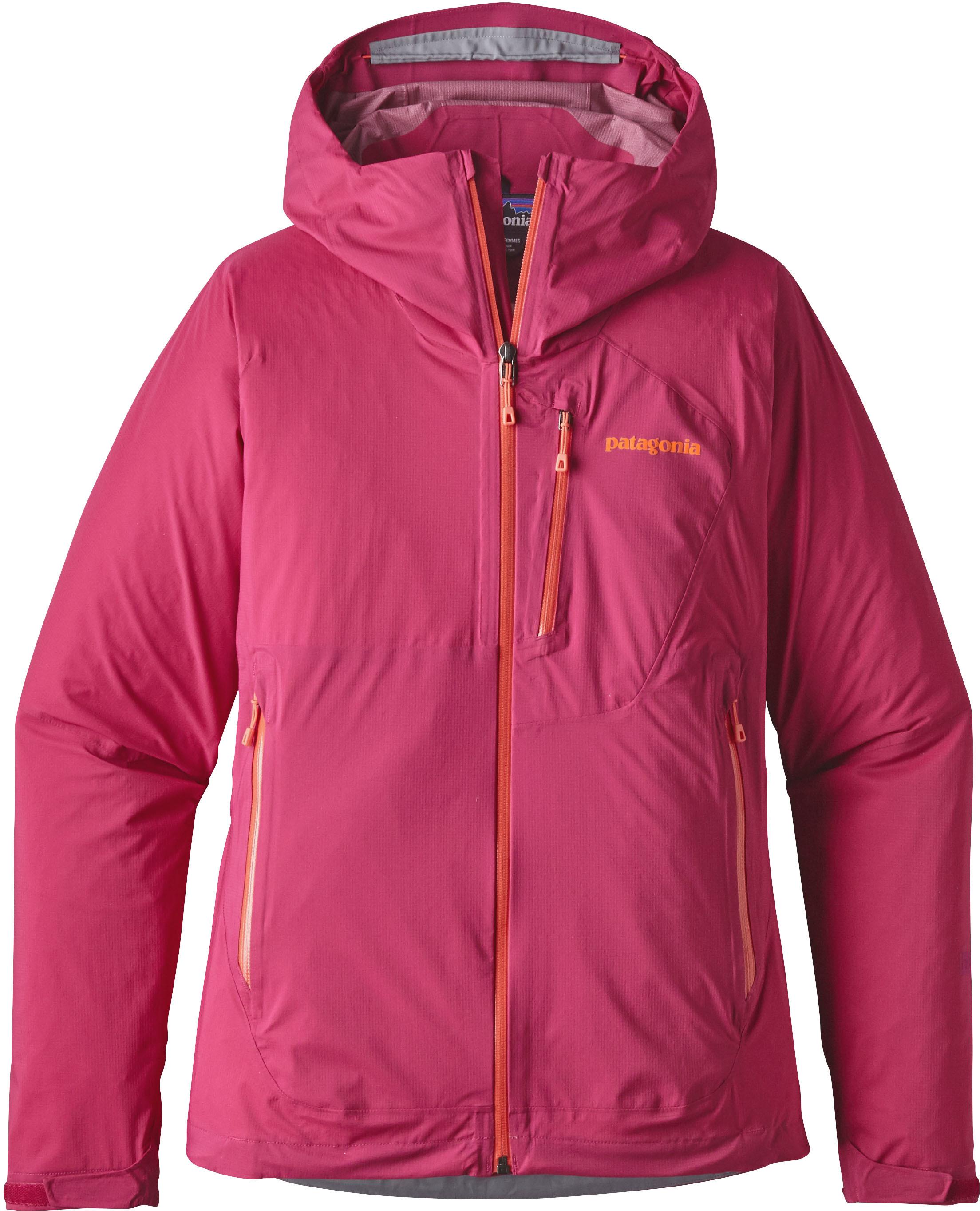 Patagonia Stretch Rainshadow Jacket - Womens — CampSaver 3da94821a