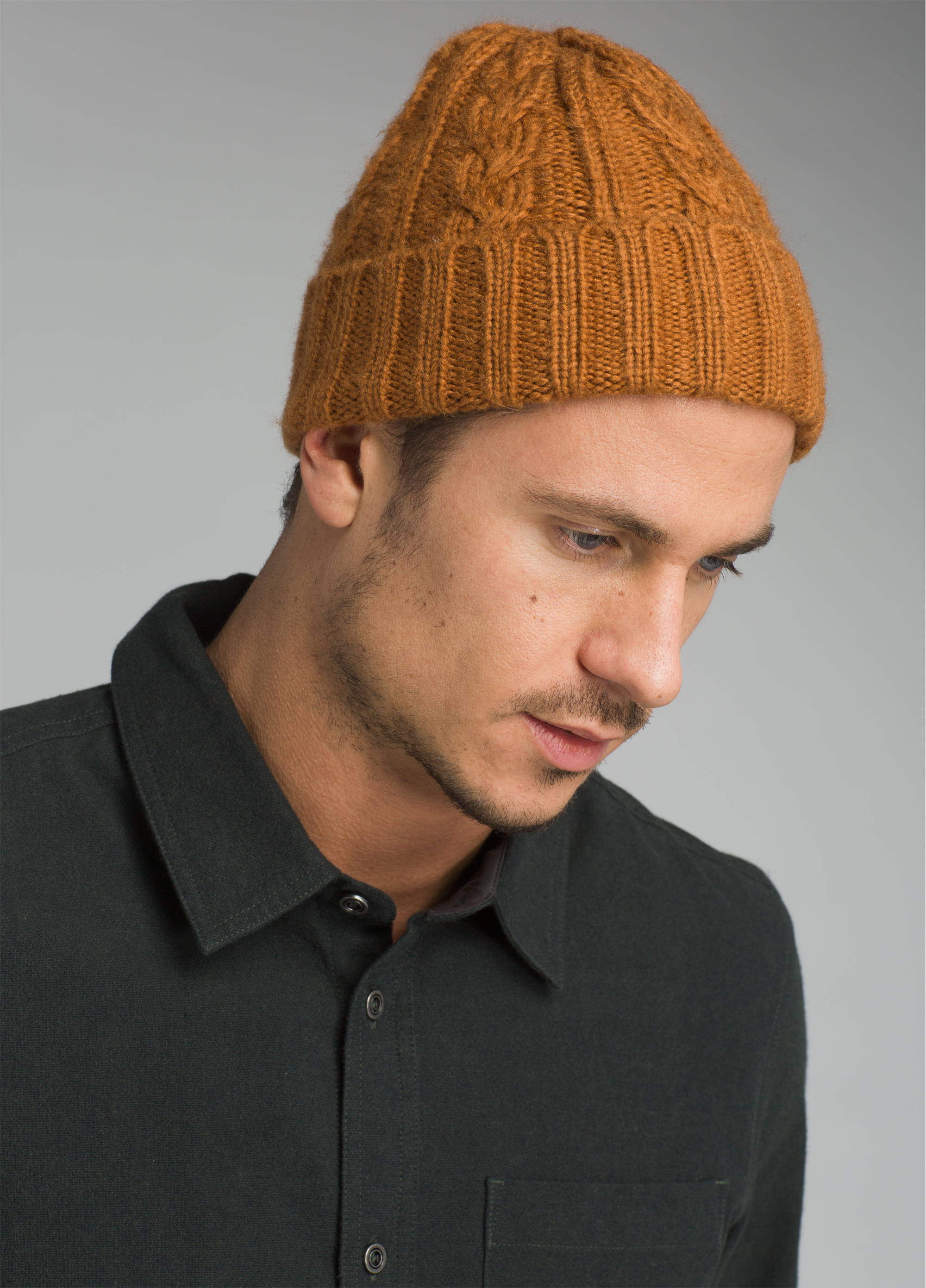 3b57604cf98 prAna Cable Knit Beanie - Men's, Up to 49% Off — CampSaver