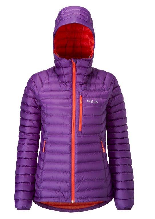 05de8abdb80 Rab Microlight Alpine Jacket - Womens
