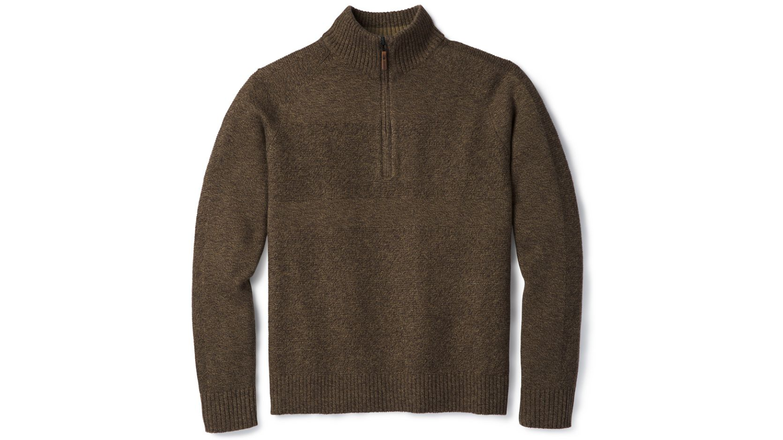 3ce12f1d2940bf Smartwool Ripple Ridge Half Zip Sweater - Mens, Up to 48% Off with Free S&H  — CampSaver