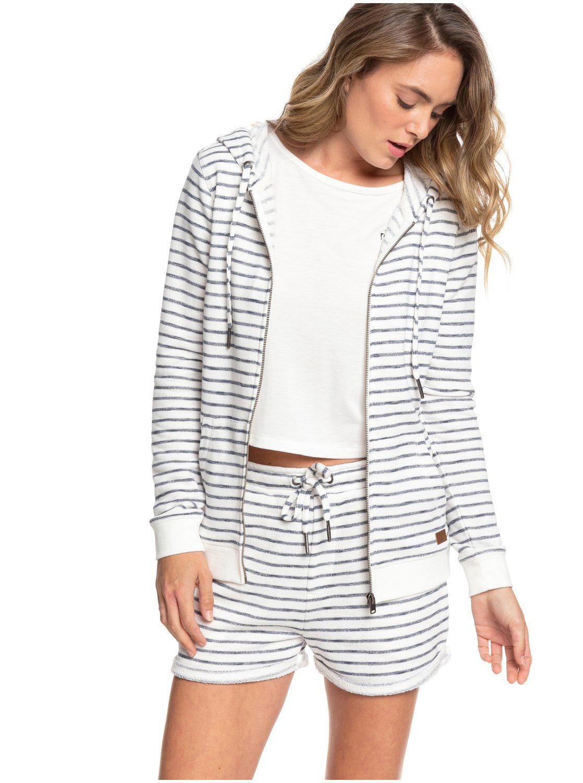 Roxy Womens Trippin Fleece Short