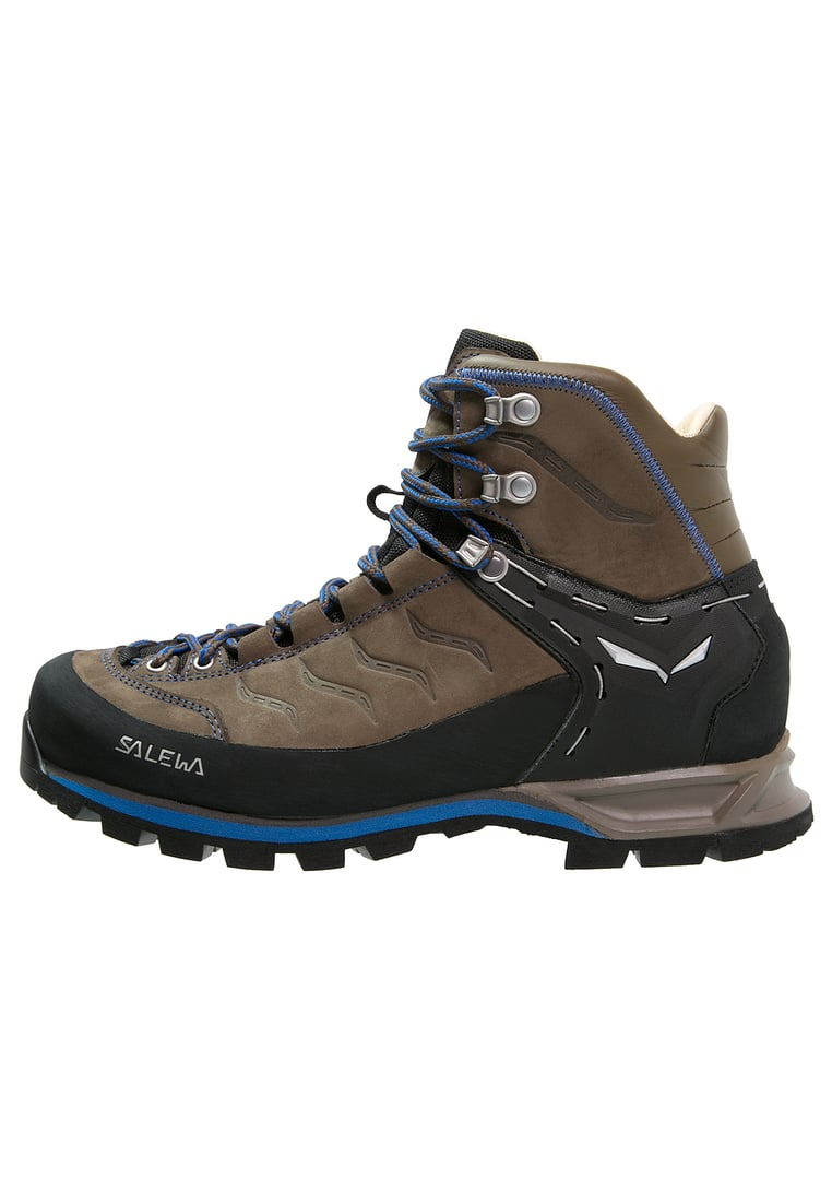 8740d9652e7 Salewa Mountain Trainer Mid Leather Trail Running Shoes - Men's