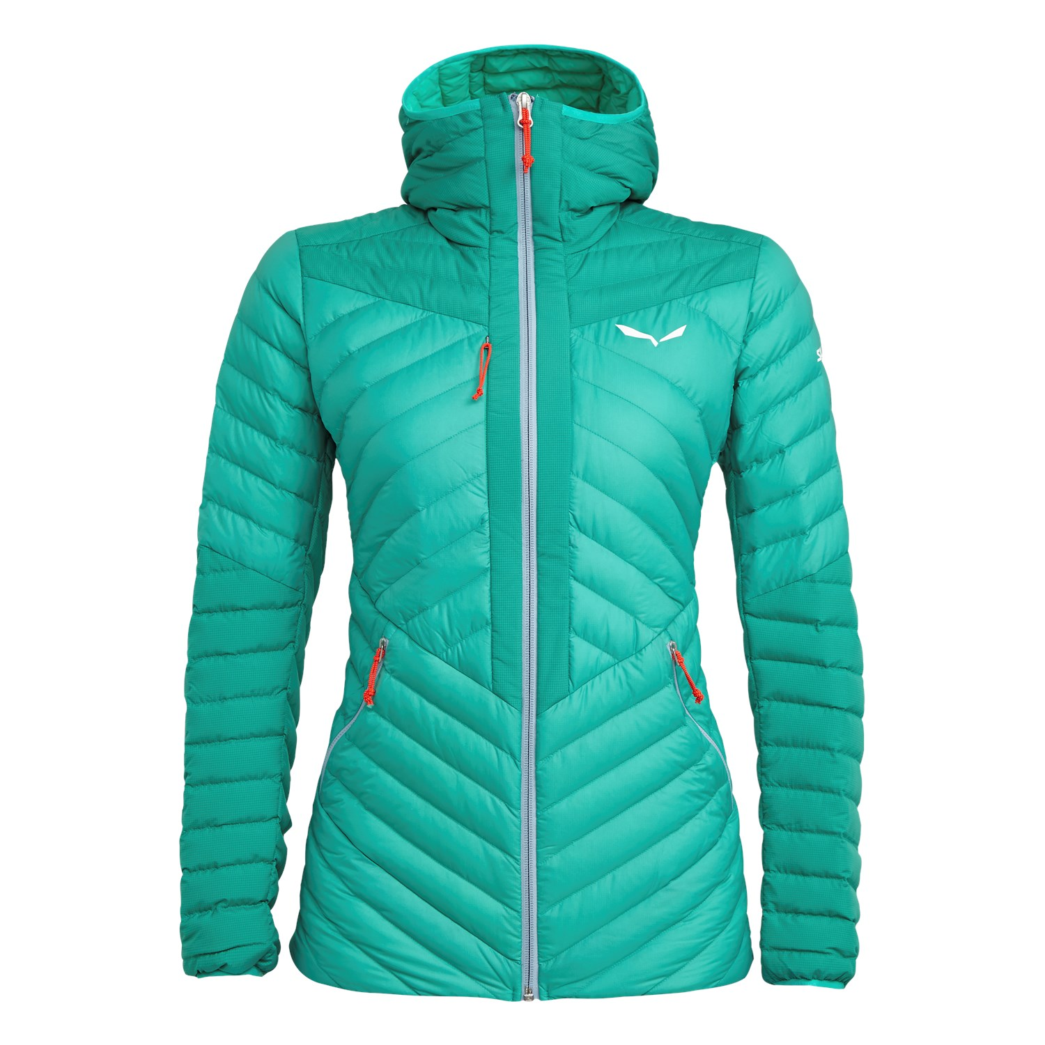 Salewa PEDROC HYBRID TIROLWOOL® CELLIANT® WOMENS HOODED