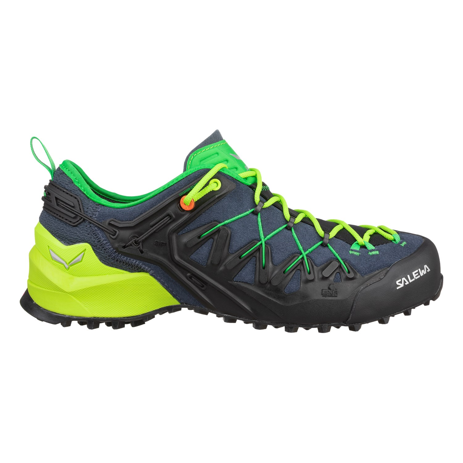 00 0000061346 3840 11 11 Mens Ombre BlueFluo Yellow Salewa