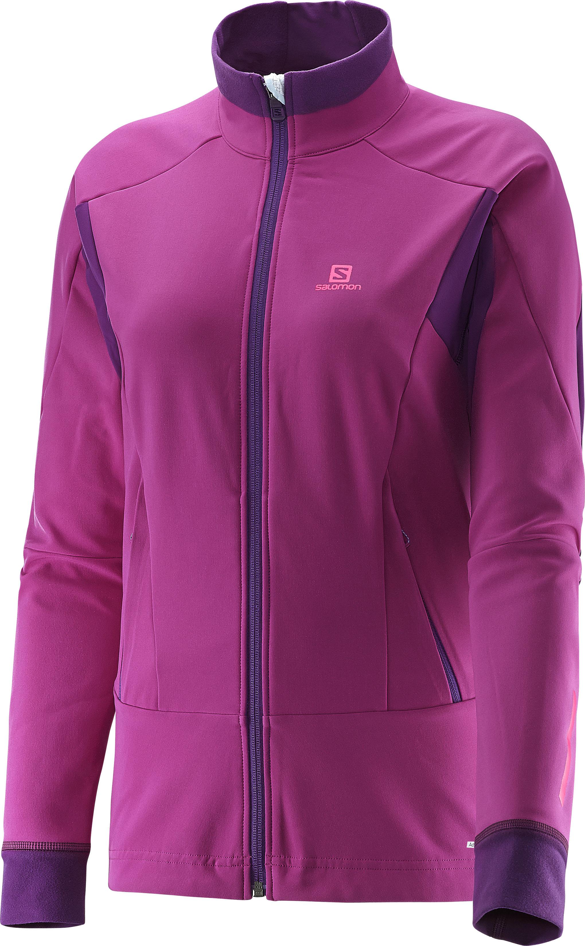 the latest 2d02f 50197 Salomon Momentum Softshell Jacket - Womens
