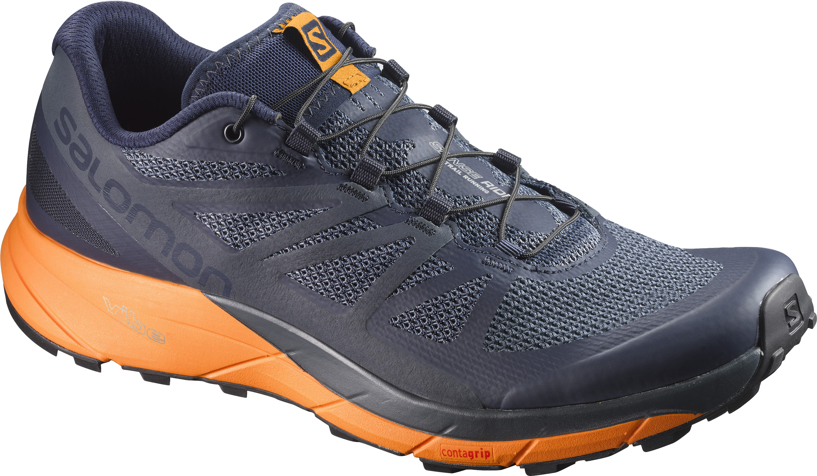 size 40 51725 c4568 Salomon Sense Ride Trailrunning Shoe - Mens