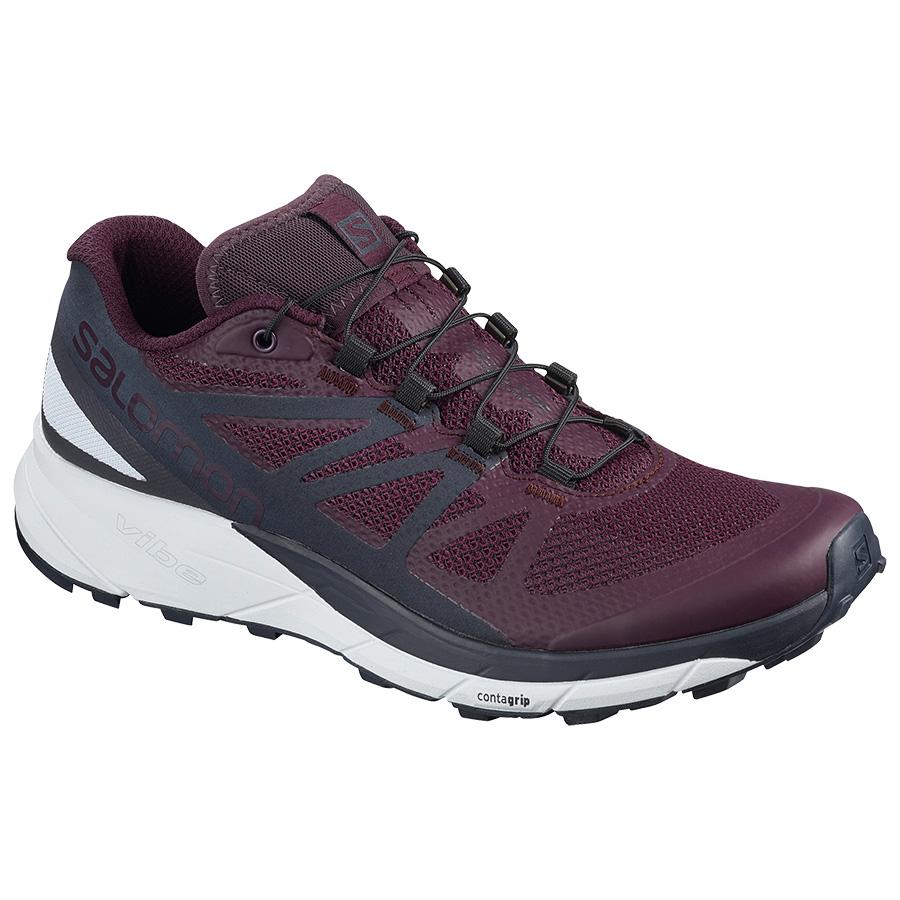 online retailer b9e53 526c3 Salomon Sense Ride Trailrunning Shoe - Womens