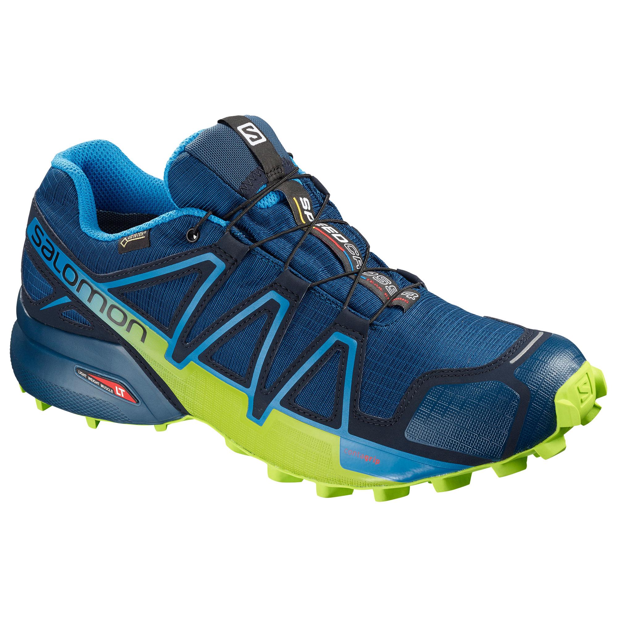 on sale 63ae6 8ca33 Salomon Speedcross 4 GTX Trail Running Shoe - Men's