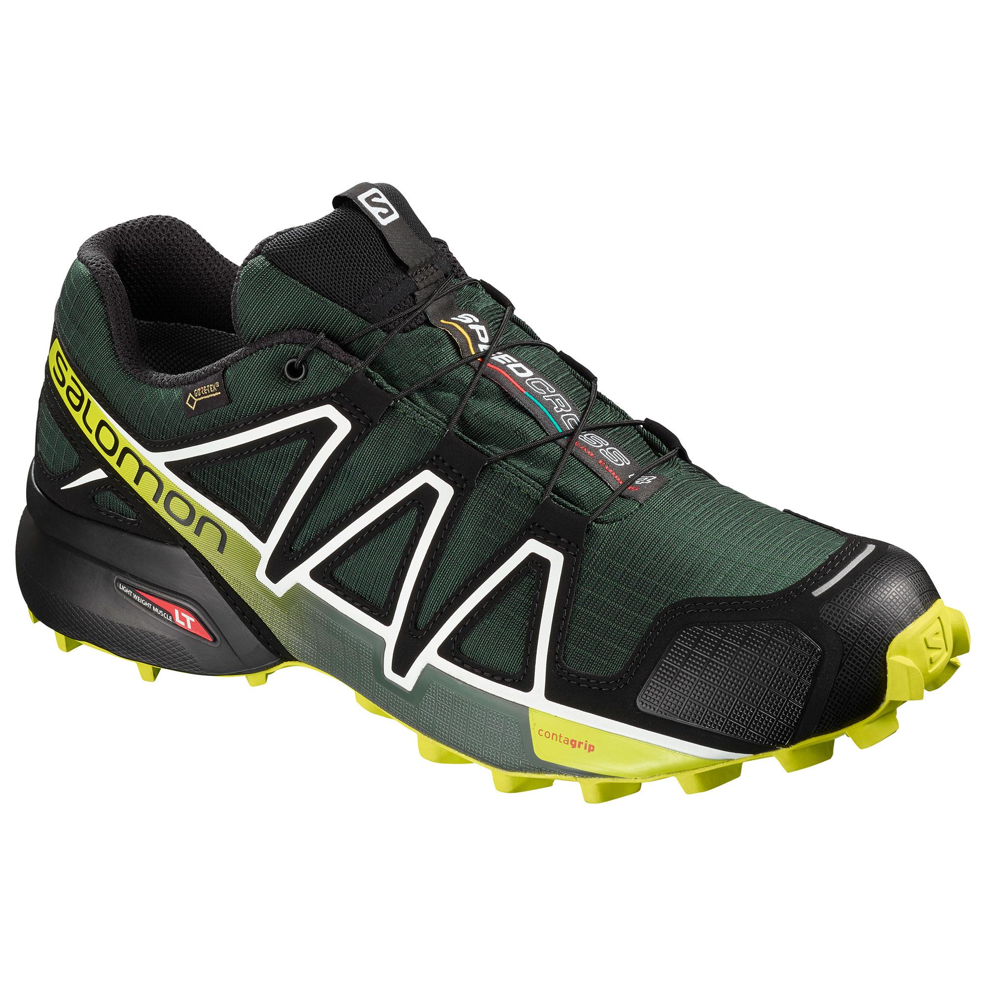 1baf39f4aae Salomon Speedcross 4 GTX Trail Running Shoe - Men's w/ Free Shipping — 29  models