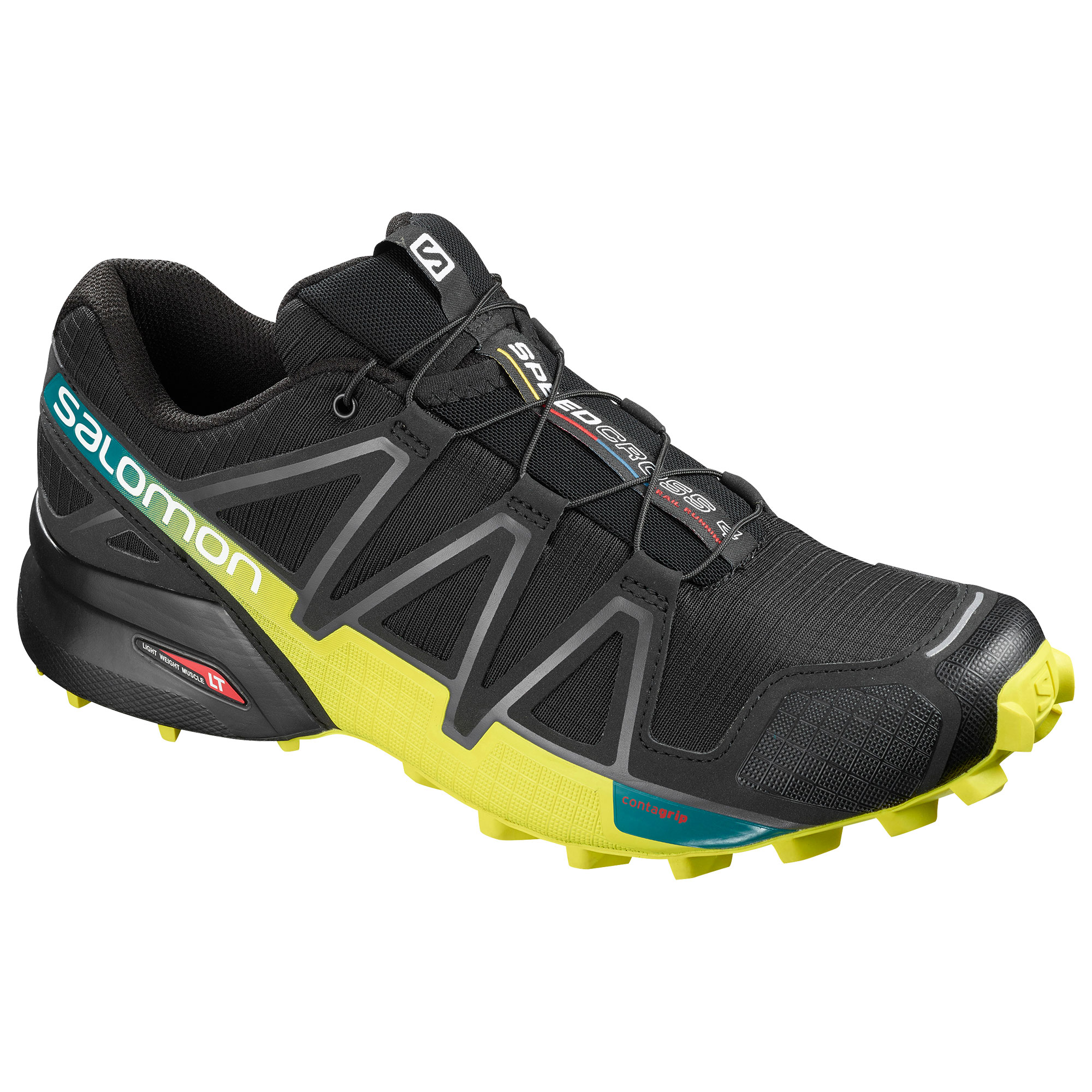 salomon speedcross 4 gtx lime green zone