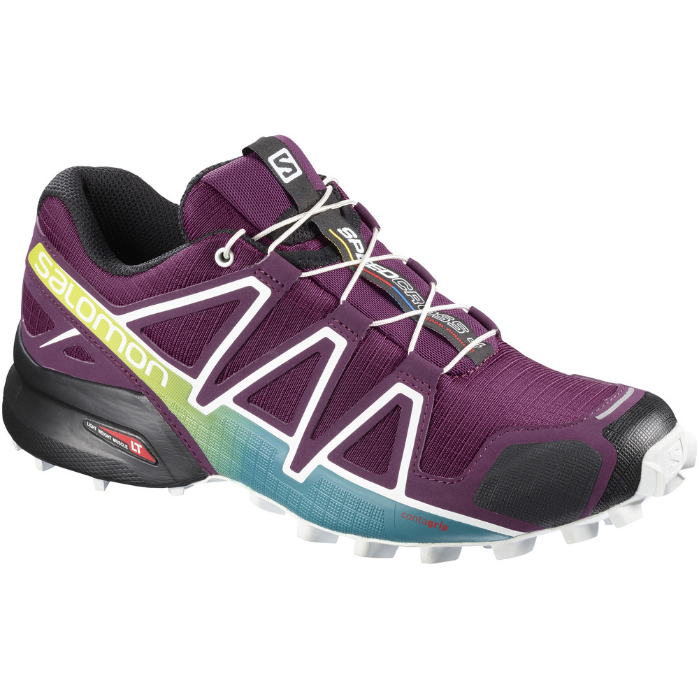0a3d859f84f Salomon Speedcross 4 Trailrunning Shoe - Womens, Up to 41% Off with Free  S&H — CampSaver