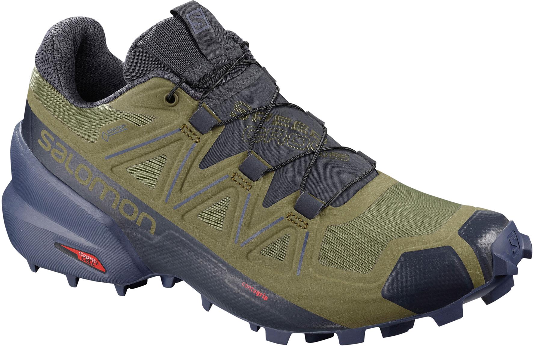 Salomon Speedcross 5 GTX Trail Running Shoe Women's