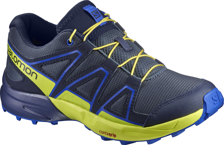 Salomon Speedcross Trail Running Shoe Kids