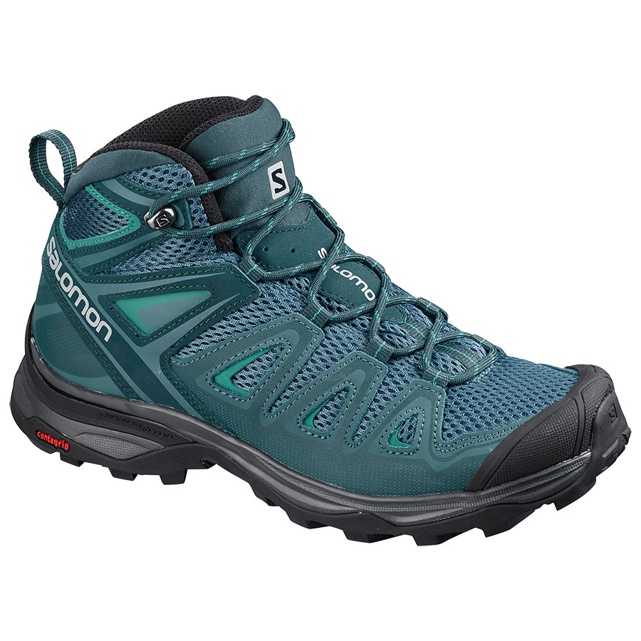 38d68efad2e Salomon X Ultra Mid 3 Aero Hiking Boot - Women's