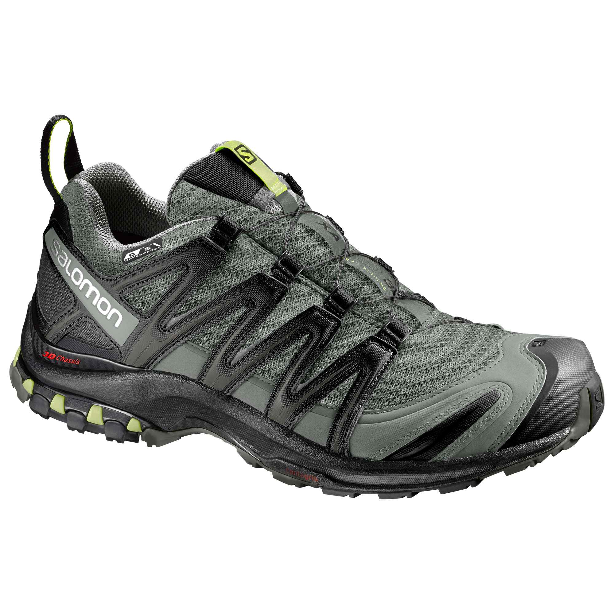 separation shoes ff386 d4791 Salomon XA Pro 3D CS WP Trail Running Shoe - Mens w  Free S H — 28 models