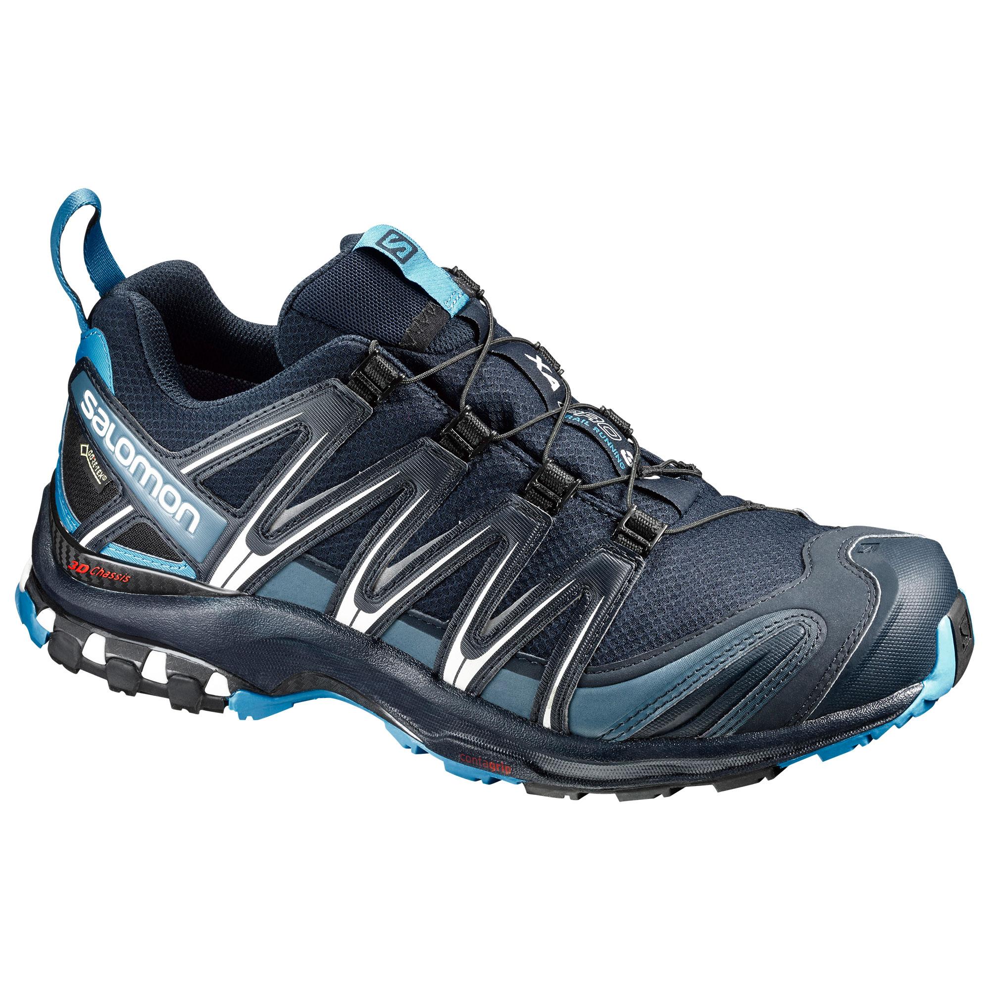 92265ba574bf Salomon XA Pro 3D GTX USA All-Weather Hiking Shoe w  Free Shipping — 23  models