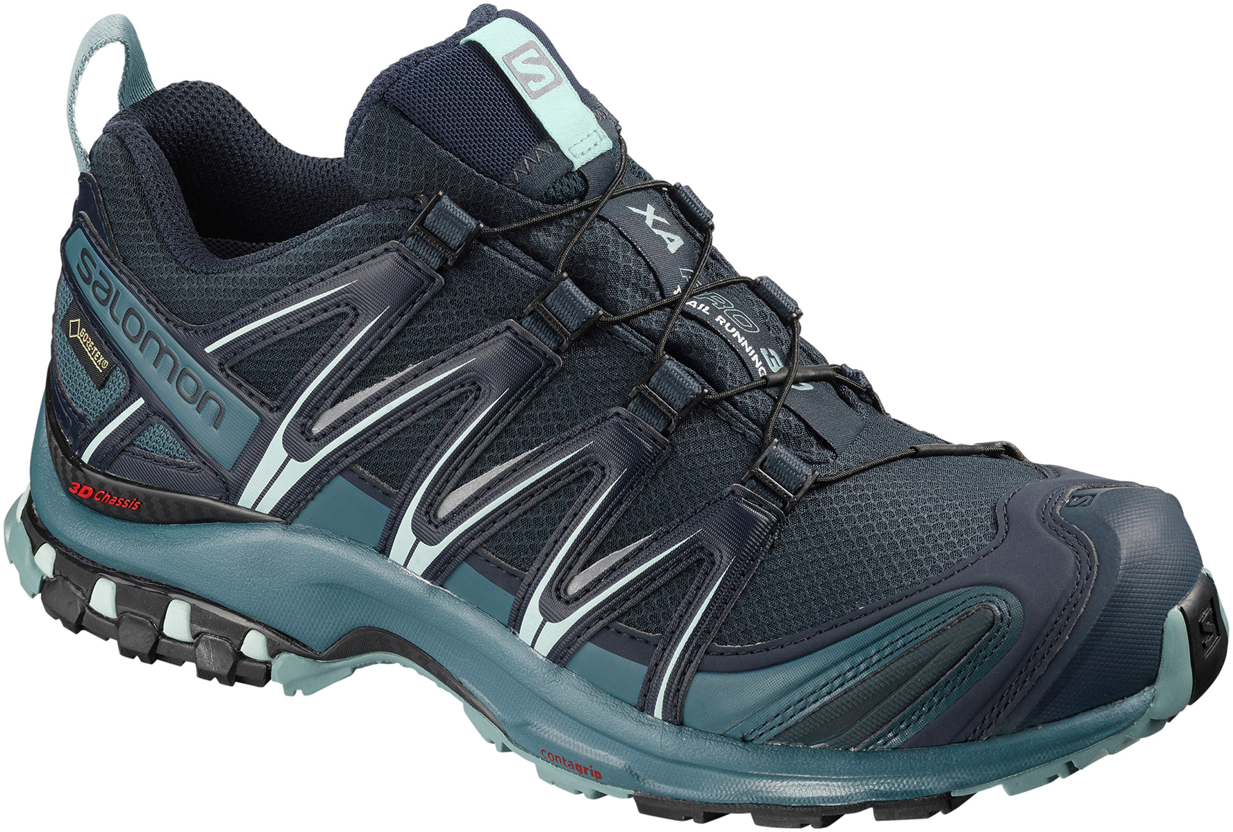 Running Shoes Xa Lite Gore Tex Women's Trail Salomon Blue