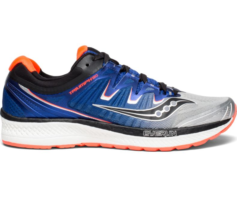 Saucony Triumph ISO 4 Mens Running Shoes Jogging Running Men Run Trainer S20413-1