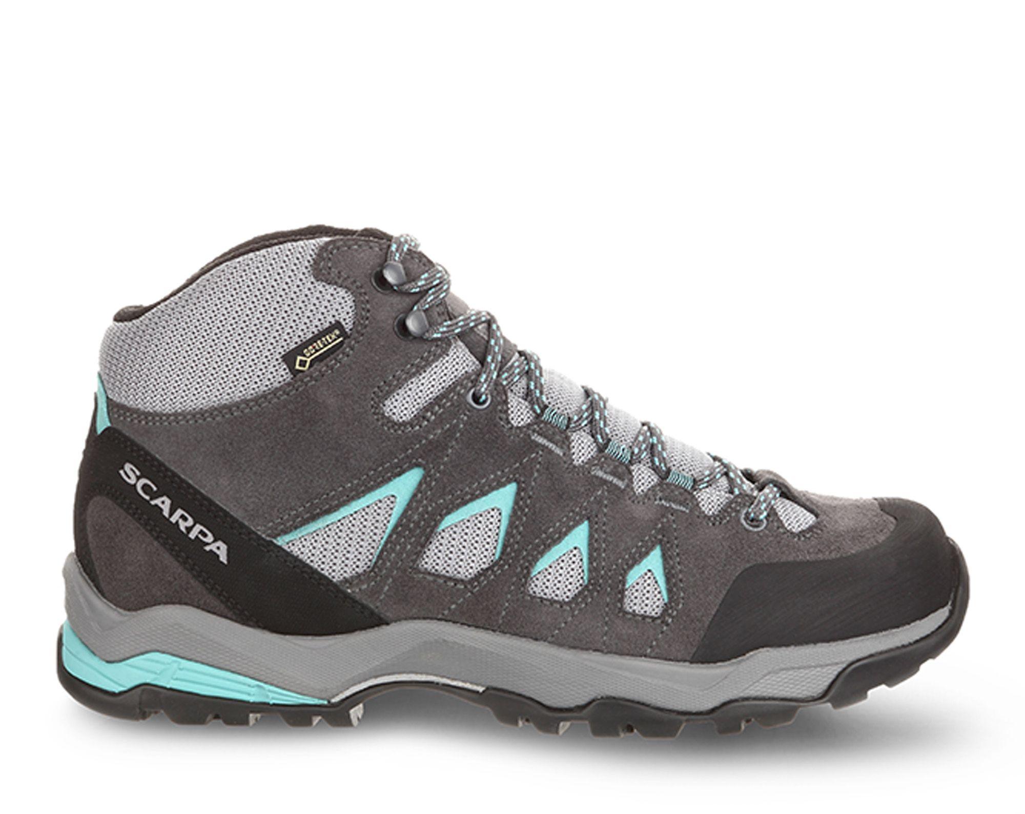 5ca01fc9512 Scarpa Moraine Mid GTX Hiking Shoes, Women's