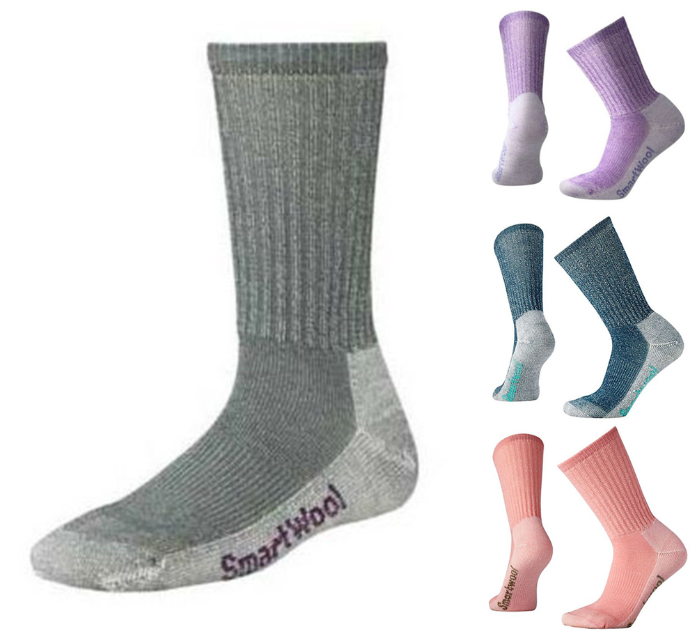 Smartwool Ultra Light Crew Hiking Socks