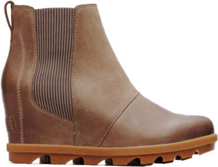1e8a4882319 Sorel Joan Of Arctic Wedge II Chelsea Casual Boot - Womens with Free S H —  CampSaver