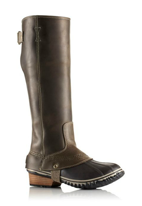 Sorel Slimpack Riding Tall Winter Boot - Womens — CampSaver 407648960