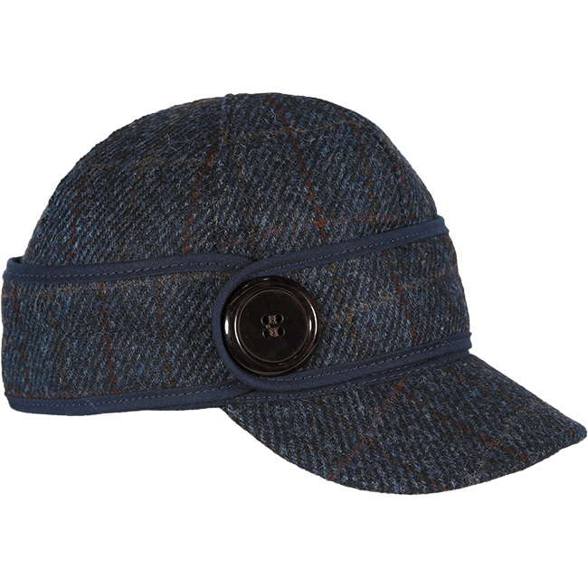 e962caed579f2 Stormy Kromer The Button Up With Harris Tweed - Womens with Free S H —  CampSaver