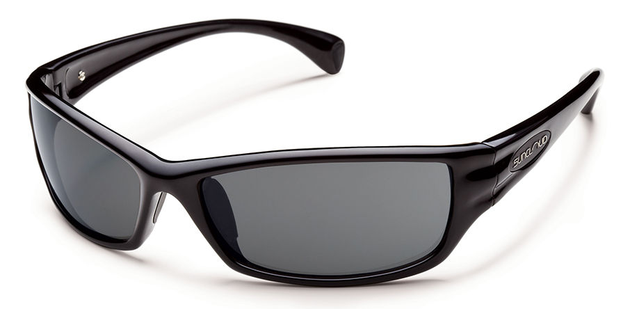 c17870c80a0 Suncloud Hook Sunglasses with Polarized Lenses w  Injected Frames w  Free  Shipping — 2 models
