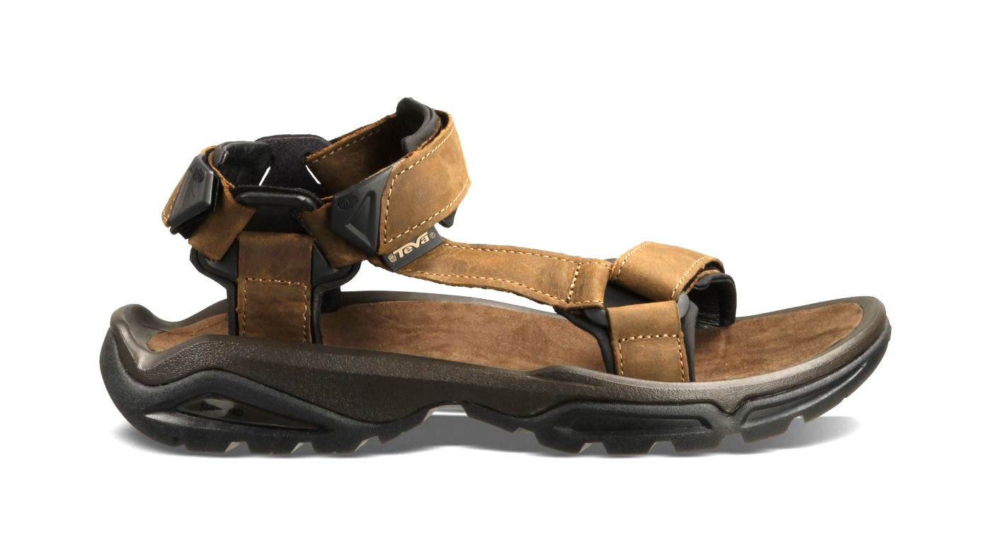 Terra Men's Fi 4 Leather Teva Sandal pqVMUSz