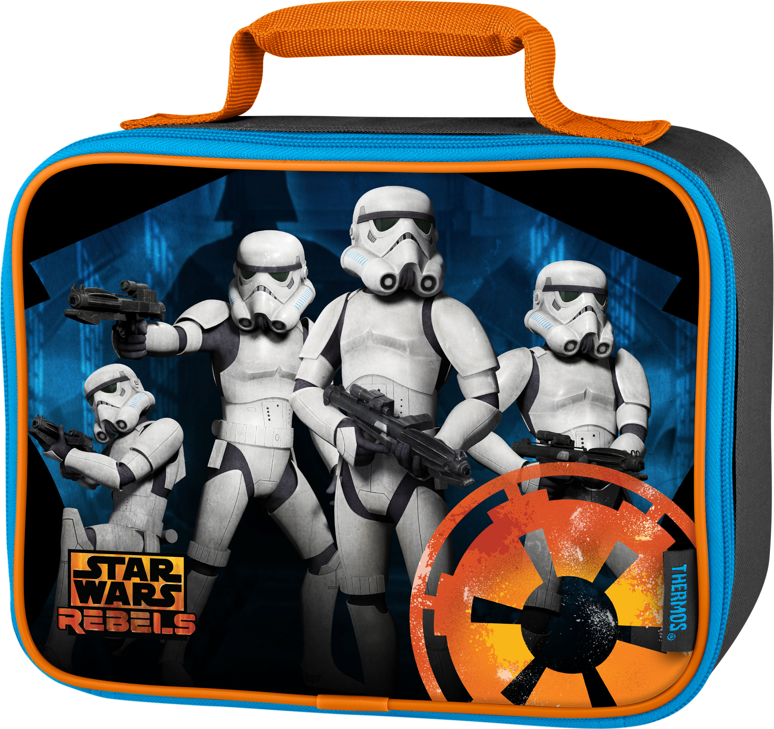 b66240f6adb Thermos Star Wars Rebels Soft Lunch Kit K216115006, 41% Off — CampSaver