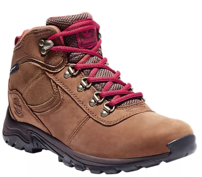 Timberland Mt. Maddsen Mid Leather Waterproof Boot Women's