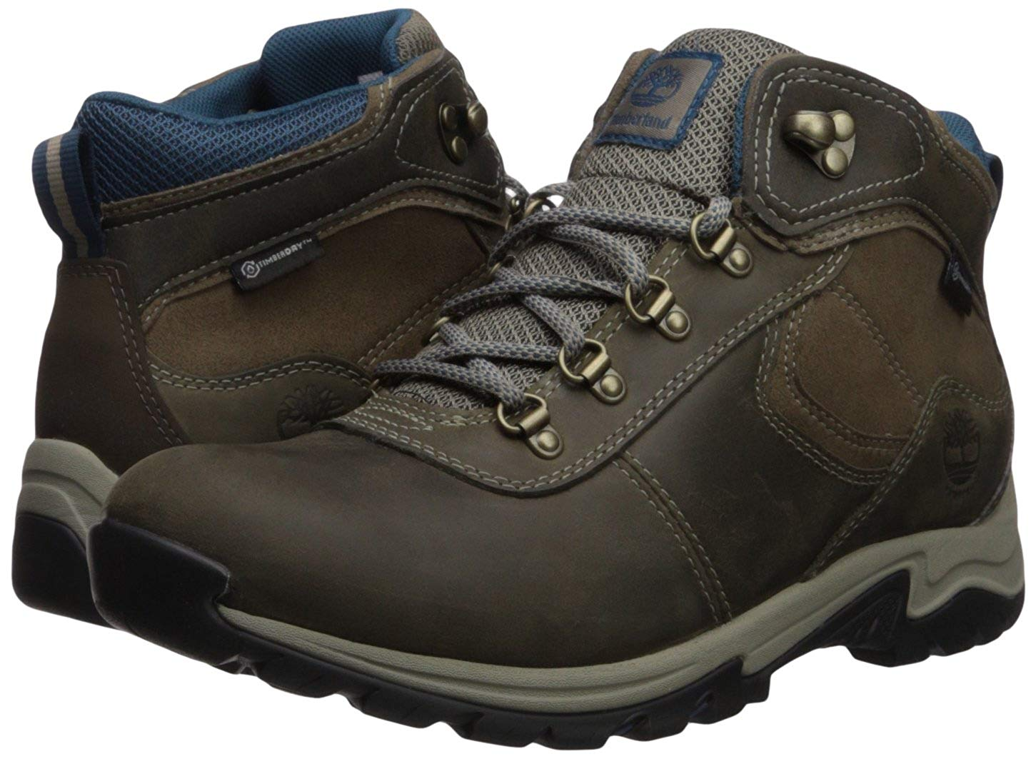 0966a993348 Timberland Mt. Maddsen Mid Leather WP Hiking Boots - Womens
