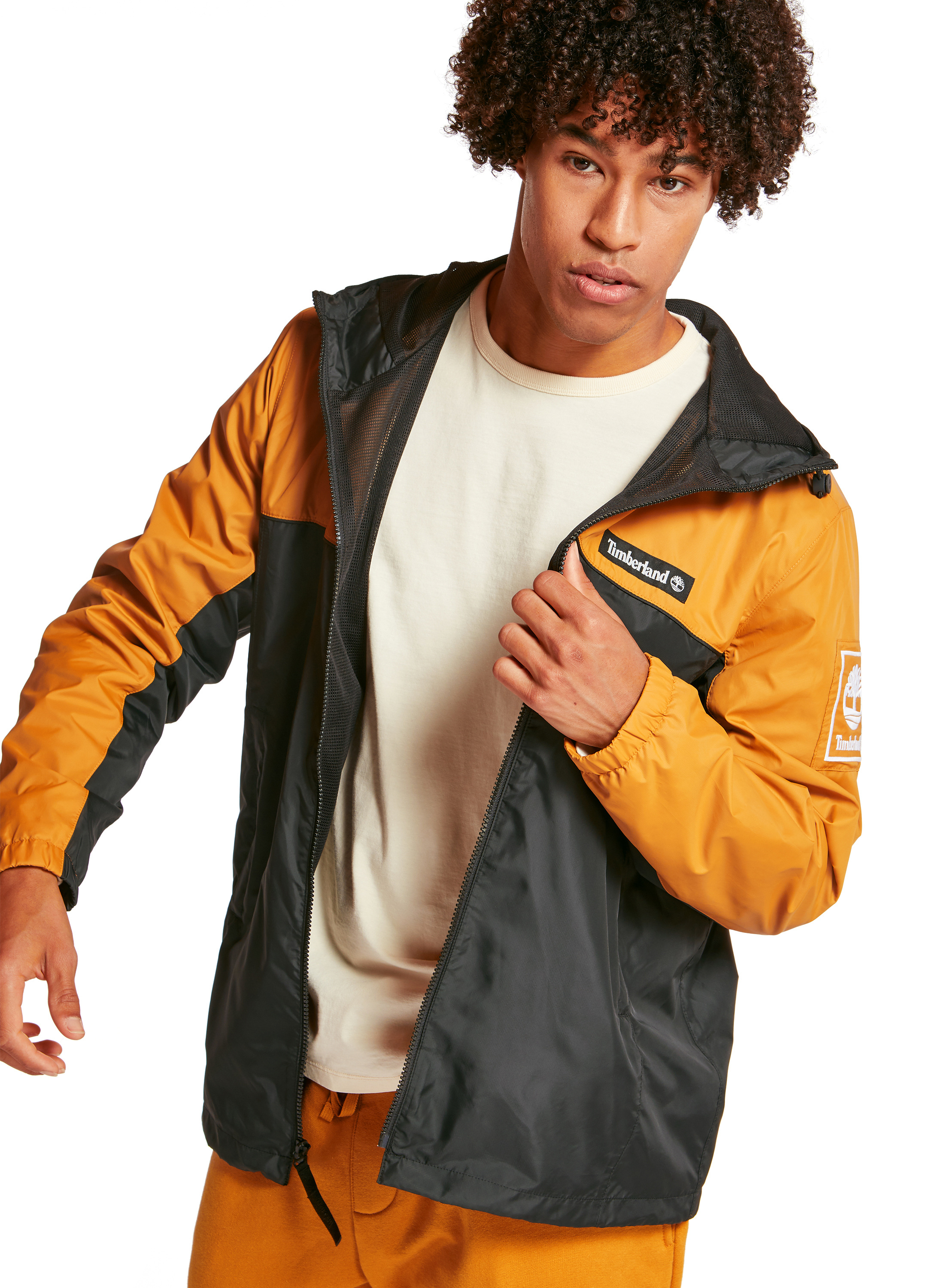 Timberland Windbreaker Full Zip Jacket Men S Up To 41 Off With Free S H Campsaver