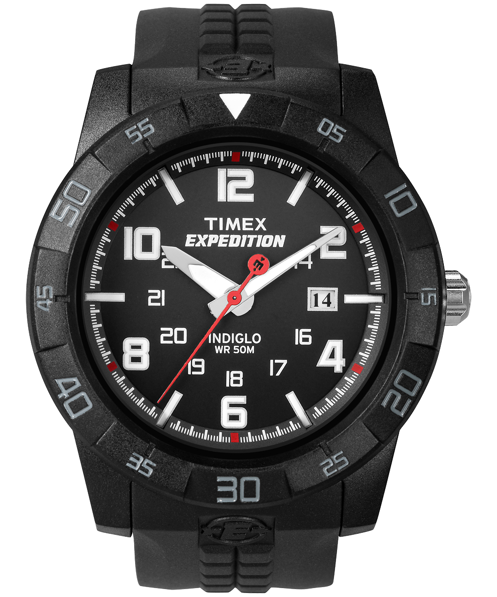 4bdb56982 Timex Rugged Analog Expedition 379135, Color: Black, Application: Running,  Water Resistance Level: Waterproof,
