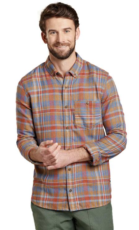 Mens Toad/&Co Smythy LS Shirt