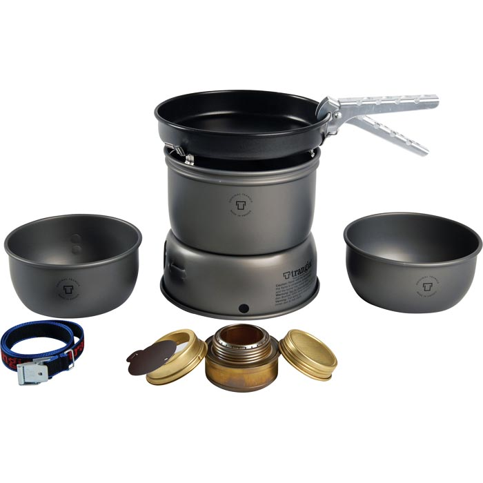 Trangia 27-7 UL Hard Anodized Stove Kit
