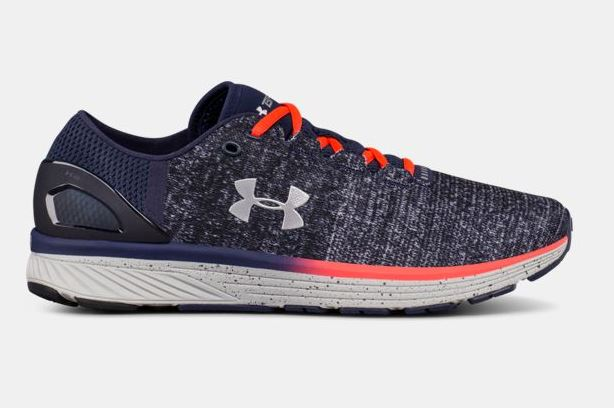 07290843 Under Armour Charged Bandit 3 Road Running Shoe - Men's