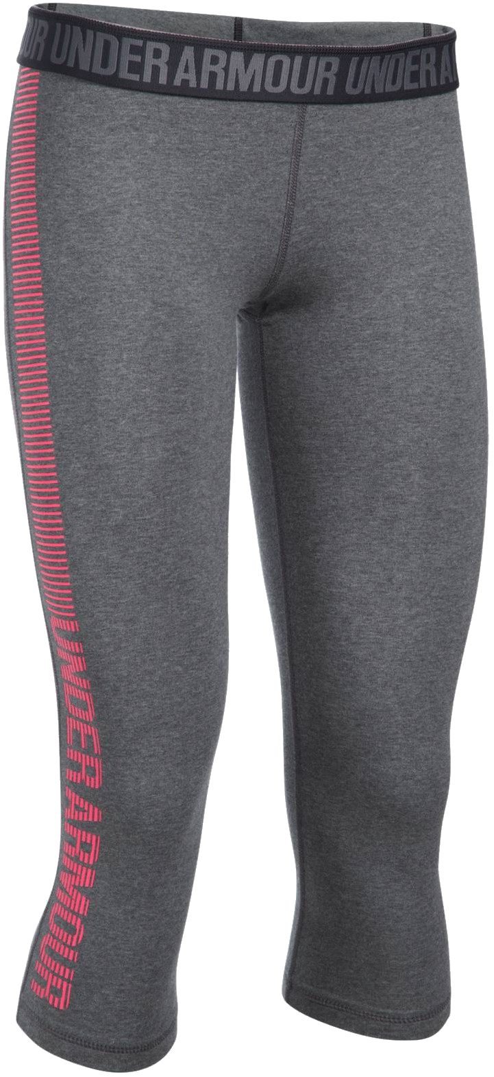 430822663a Under Armour Favorite Graphic Capri - Women's